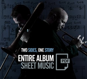Two Sides, One Story - sheet music