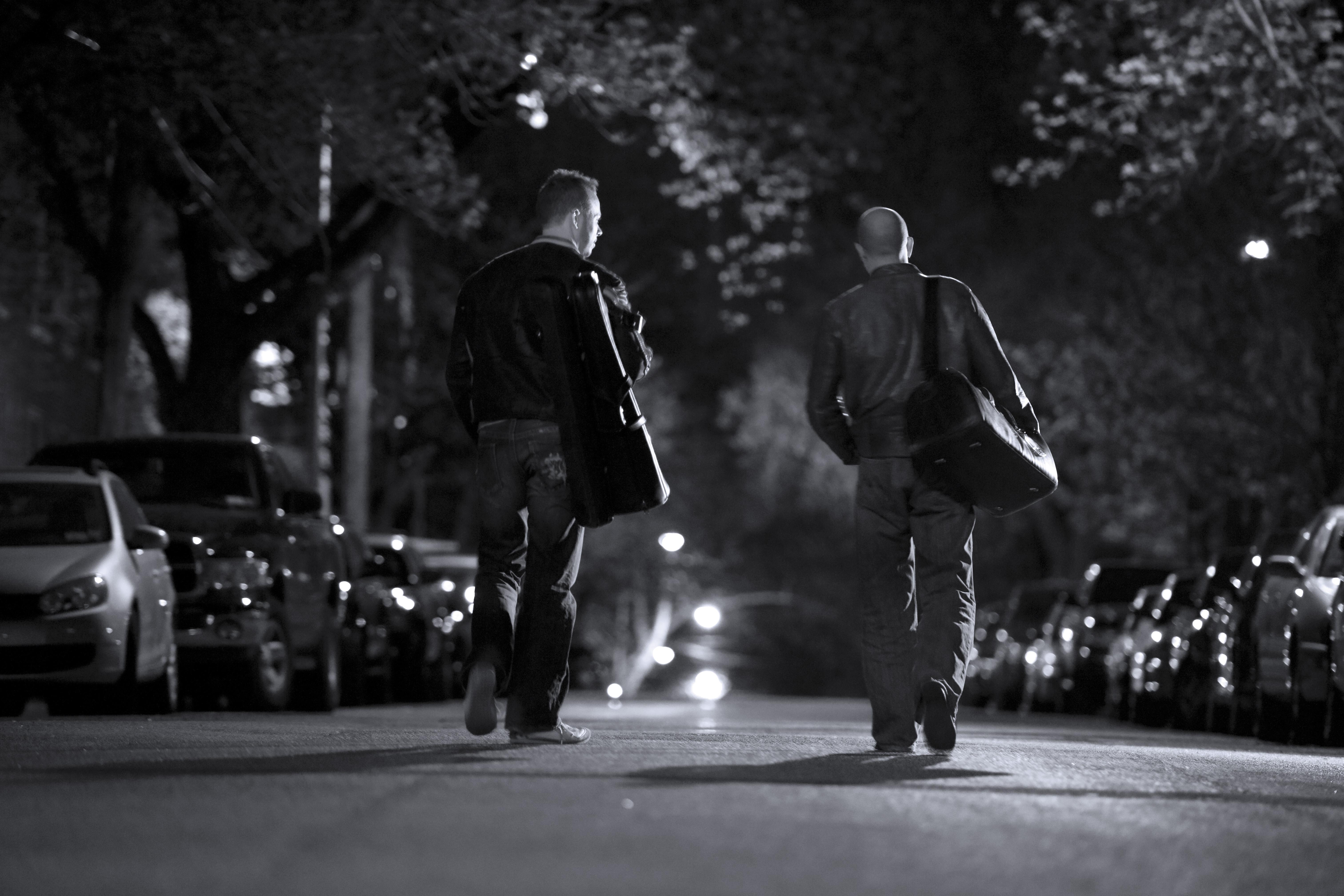 Brad Mason, Elliot Mason - photo by Helge Hansen